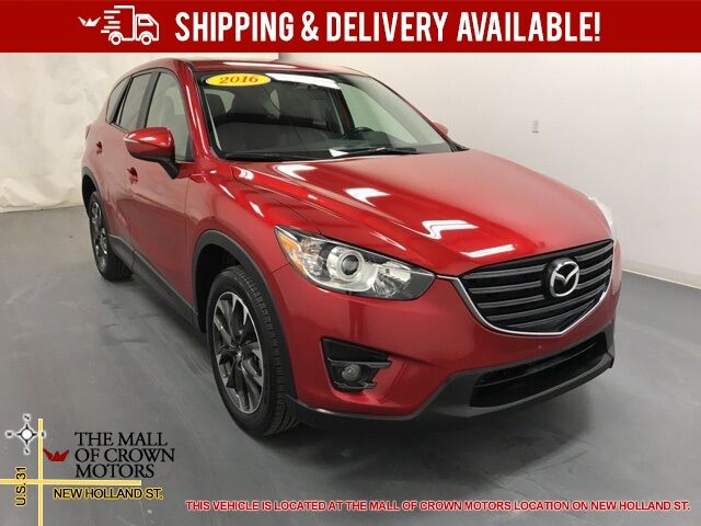 2016 Mazda CX-5 Grand Touring Holland MI