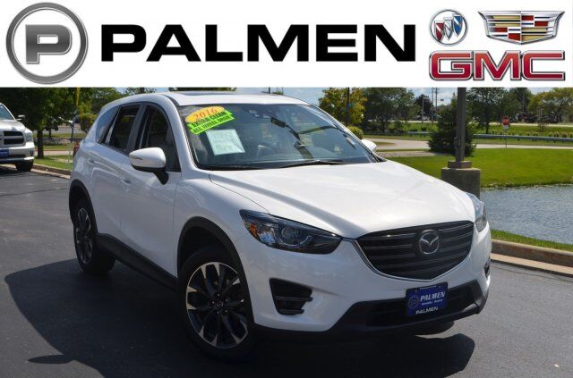 2016 Mazda CX-5 Grand Touring Kenosha WI