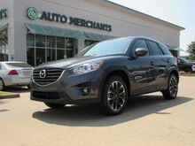 2016_Mazda_CX-5_Grand Touring LEATHER, SUNROOF, BLIND SPOT, BACKUP CAM, NAVIGATION, UNDER FACTORY WARRANTY_ Plano TX