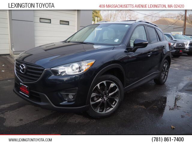 2016 Mazda CX-5 Grand Touring Lexington MA