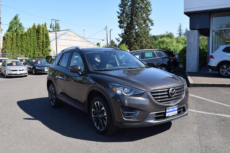 2016 Mazda CX-5 Grand Touring McMinnville OR