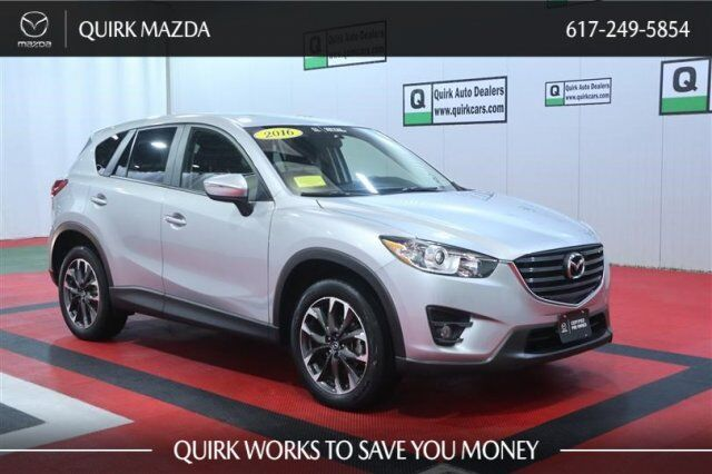 2016 Mazda CX-5 Grand Touring Quincy MA