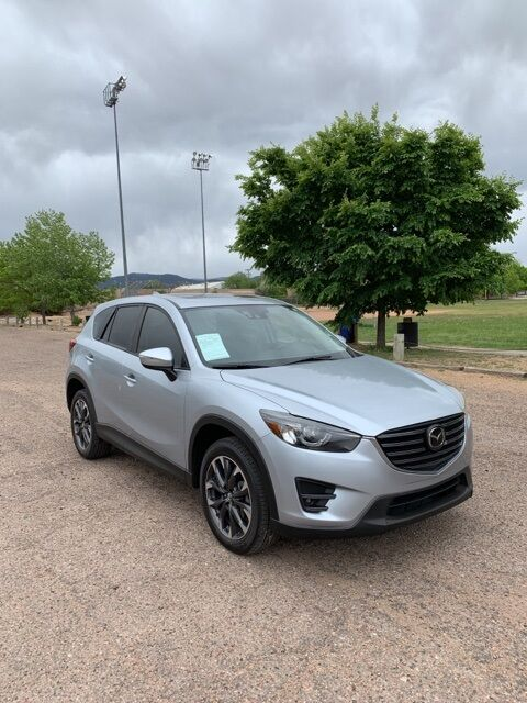 2016_Mazda_CX-5_Grand Touring_ Santa Fe NM