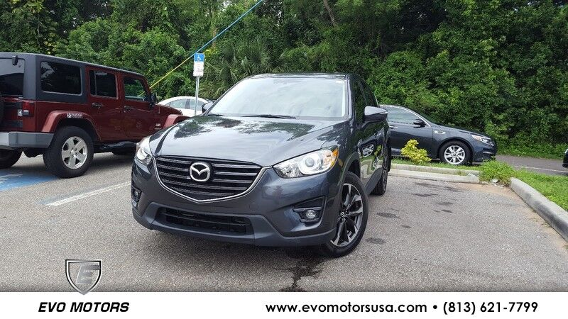 2016 Mazda CX-5 Grand Touring Seffner FL