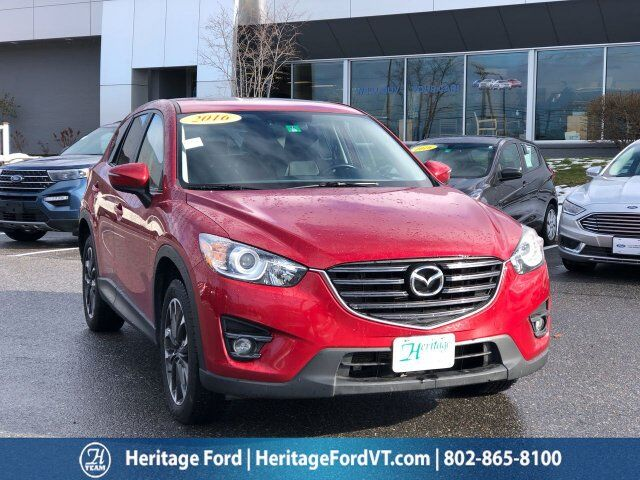 2016 Mazda CX-5 Grand Touring South Burlington VT