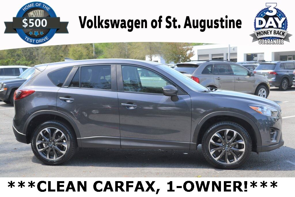 2016 Mazda CX-5 Grand Touring St. Augustine FL