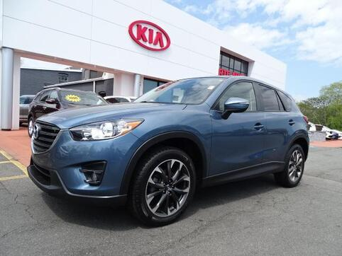 2016_Mazda_CX-5_Grand Touring_ Swansea MA