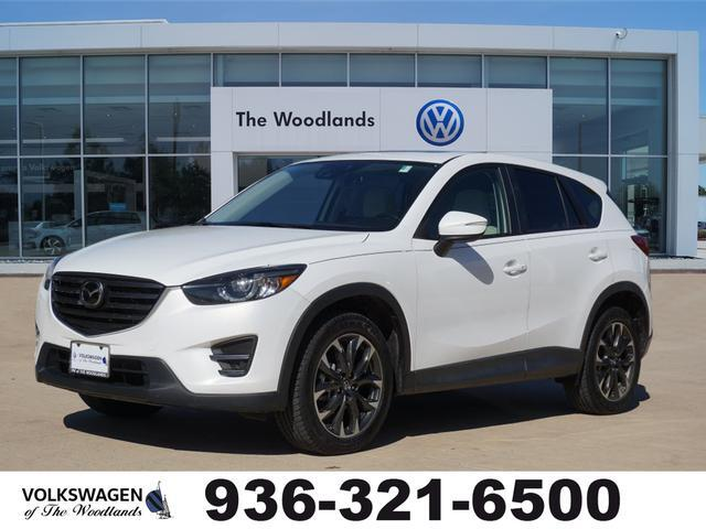 2016 Mazda CX-5 Grand Touring The Woodlands TX