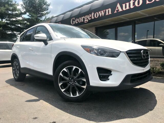 2016 Mazda CX-5 Grand Touring Watch Video Below! Georgetown KY