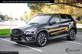 2016_Mazda_CX-5 Grand Touring with Technology Pkg with Blind Spot_CPO to 100K Miles/Navigation/Rear Cross Traffic Alert_ Fremont CA