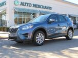2016 Mazda CX-5 Sport,BACK-UP CAMERA,KEY-LESS START, BLUETOOTH CONNECTION, AUX POWER OUTLET, CLOTH SEATS, CRUISE CON