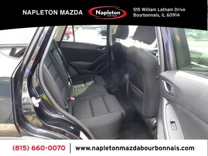 2016_Mazda_CX-5_Touring_ Bourbonnais IL