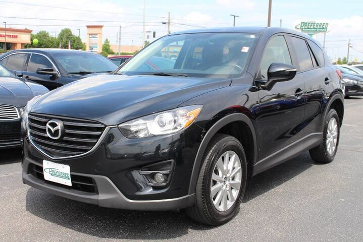 2016 Mazda CX-5 Touring Fort Wayne Auburn and Kendallville IN