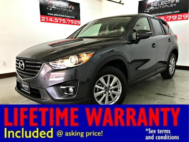 2016 Mazda CX-5 Touring, Navigation, Sunroof Carrollton TX