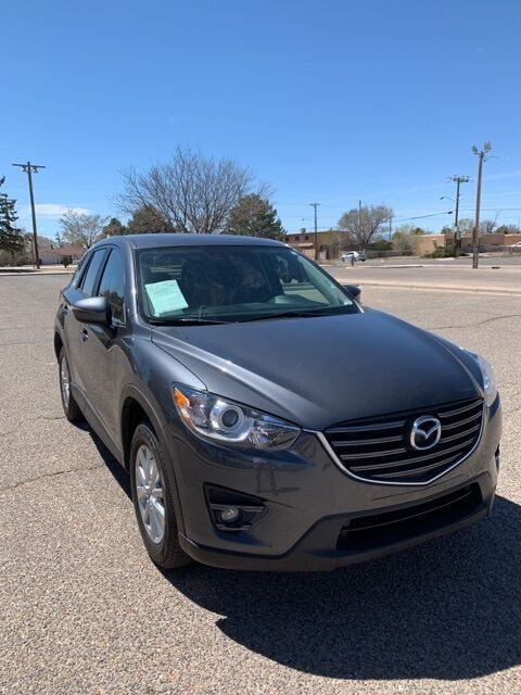 2016_Mazda_CX-5_Touring_ Santa Fe NM