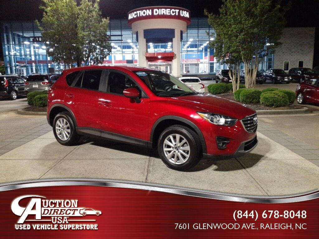 2016 Mazda CX-5 Touring Raleigh NC