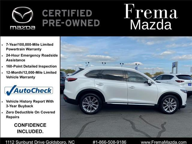 2016 Mazda CX-9 Grand Touring Front-wheel Drive