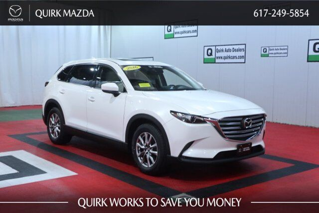 2016 Mazda CX-9 Touring Premium Package Quincy MA