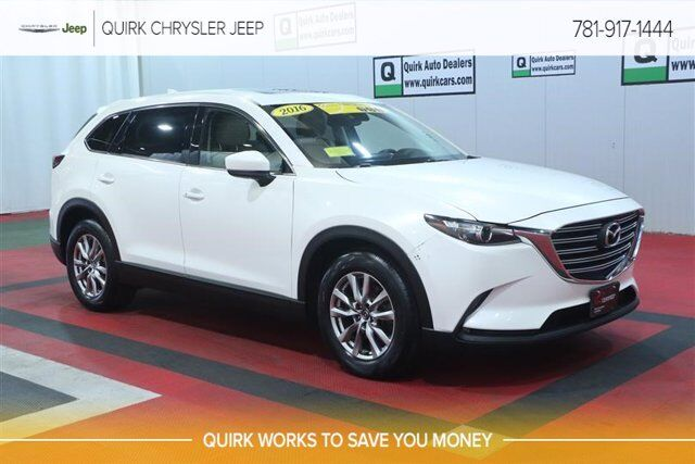 2016 Mazda CX-9 Touring Braintree MA