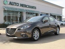 2016_Mazda_MAZDA3_Touring AT 4-Door 2.0L 4CYL AUTOMATIC, BLUETOOTH CONNECTION, SUNROOF,  BLIND SPOT MONITOR_ Plano TX