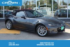2016_Mazda_MX-5_GX **Accident Free/Bought Here/Serviced Here**_ Winnipeg MB