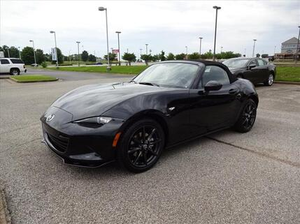 2016_Mazda_MX-5 Miata_Club_ Memphis TN