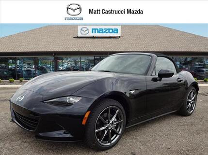 2016_Mazda_MX-5 Miata_Grand Touring_ Dayton OH