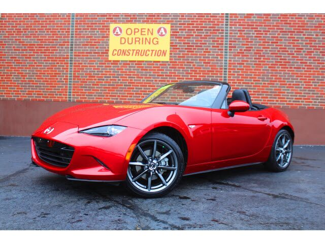 2016 Mazda MX-5 Miata Grand Touring Kansas City KS