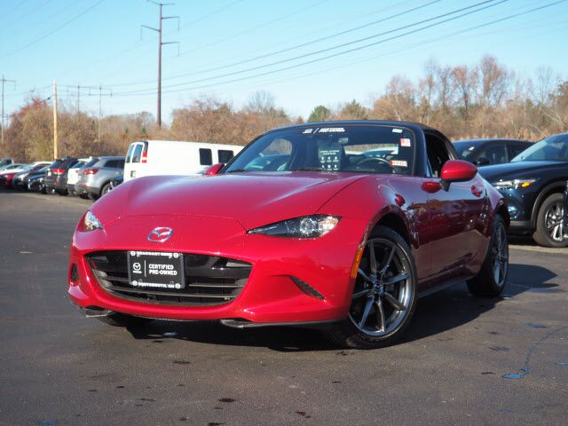 2016 Mazda MX-5 Miata Grand Touring Portsmouth NH