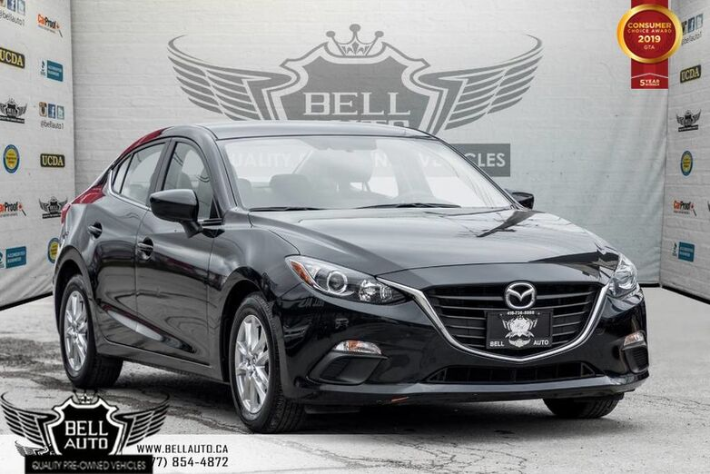 2016 Mazda Mazda3 GS, BLUETOOTH, BACK-UP CAM, USB, HEATED SEAT, A/C Toronto ON