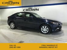 2016_Mazda_Mazda3_GX Upgrade **Unlimited KM Warranty**No Accidents** Backup Camera** Cruise Control** Push Button Start**_ Winnipeg MB