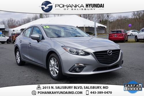 2016_Mazda_Mazda3_i **BEST MATCH**1 OWNER**_ Salisbury MD
