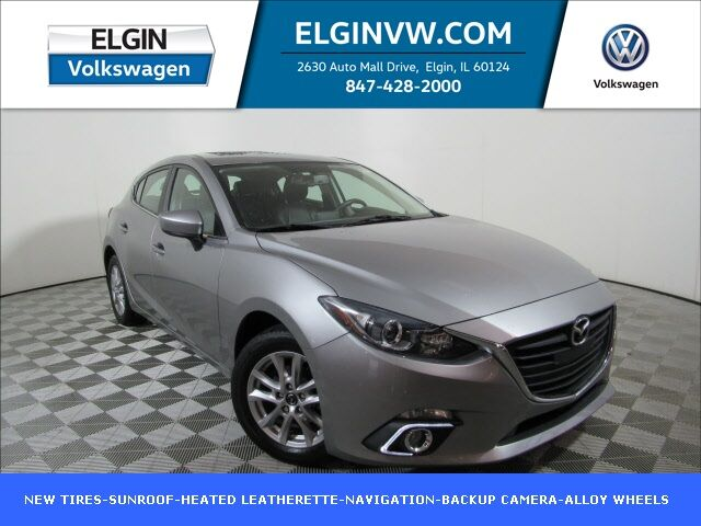 2016 Mazda Mazda3 i Grand Touring Elgin IL