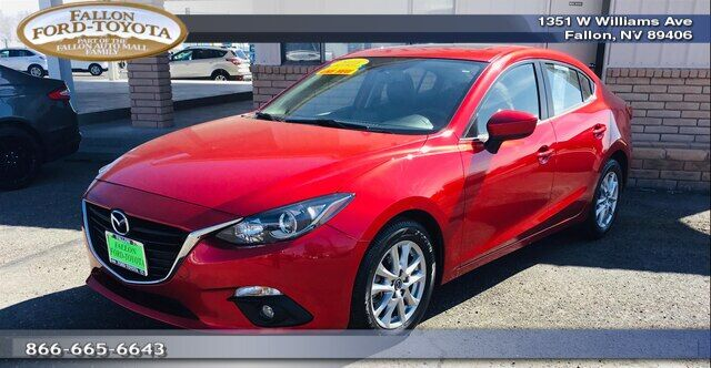 2016 Mazda Mazda3 i Grand Touring Fallon NV