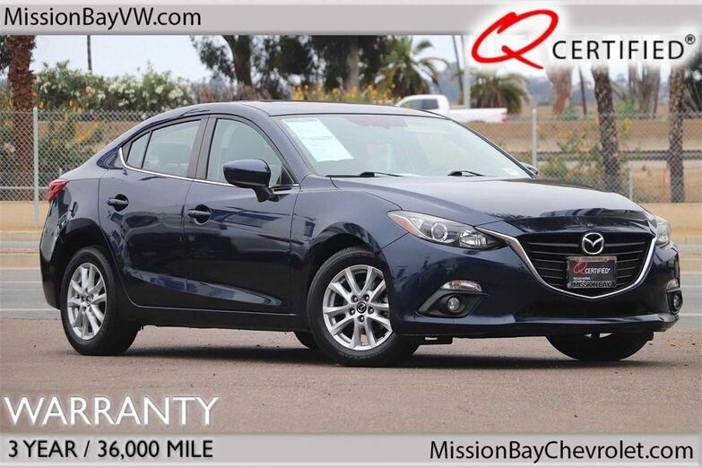 2016 Mazda Mazda3 i Grand Touring San Diego CA
