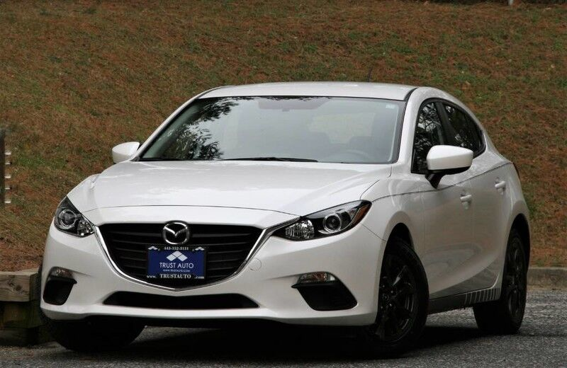 2016 Mazda Mazda3 i Sport AT 4-Door Sykesville MD