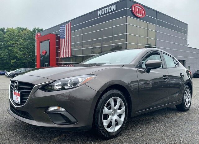 2016 Mazda Mazda3 i Sport Hackettstown NJ