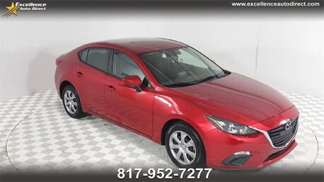 2016_Mazda_Mazda3_i Sport/CAM/PUSH START/USB/P2_ Euless TX