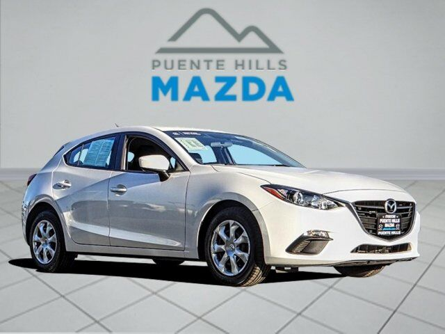 2016 Mazda Mazda3 i Sport City of Industry CA