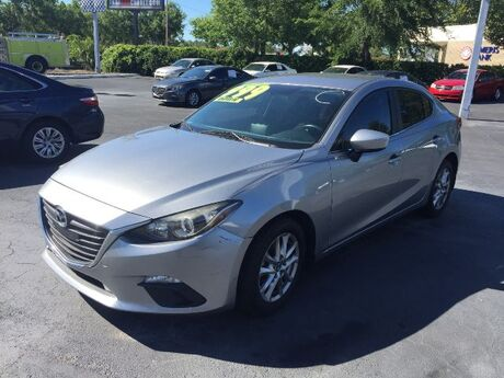 2016 Mazda Mazda3 i Sport Gainesville FL