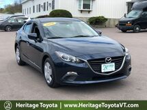 2016 Mazda Mazda3 i Sport South Burlington VT