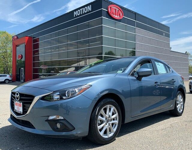 2016 Mazda Mazda3 i Touring Hackettstown NJ