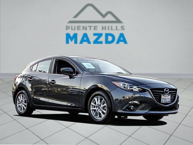 2016 Mazda Mazda3 i Touring City of Industry CA