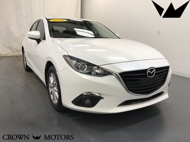 2016 Mazda Mazda3 i Touring Holland MI