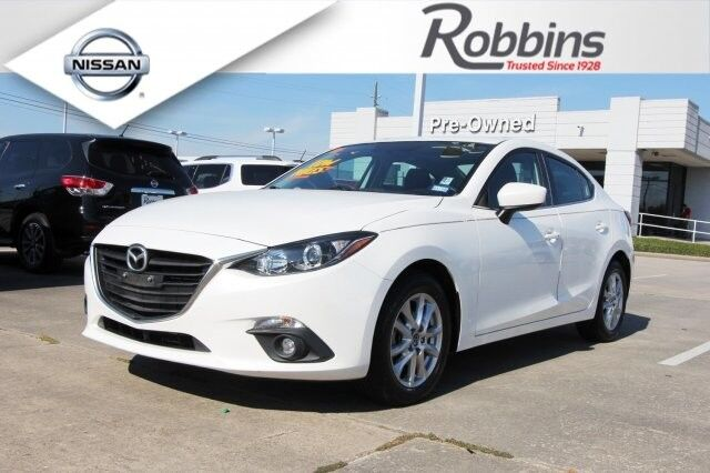 2016 Mazda Mazda3 i Touring Houston TX