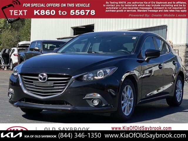 2016 Mazda Mazda3 i Touring Old Saybrook CT