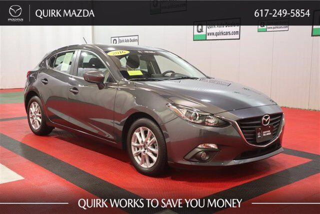 2016 Mazda Mazda3 i Touring Preferred Package Quincy MA
