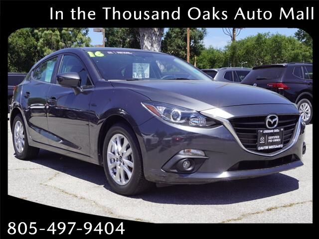 Used Mazda Mazda3 I Touring Thousand Oaks Ca