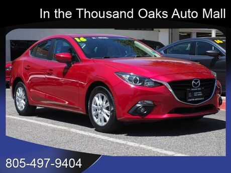 2016 Mazda Mazda3 i Touring Thousand Oaks CA