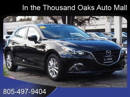 2016_Mazda_Mazda3_i Touring_ Thousand Oaks CA